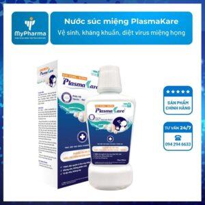 Nước súc miệng PlasmaKare