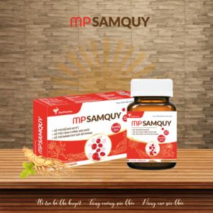 Tất tần tật về công dụng của Viên bổ khí huyết MPSamquy